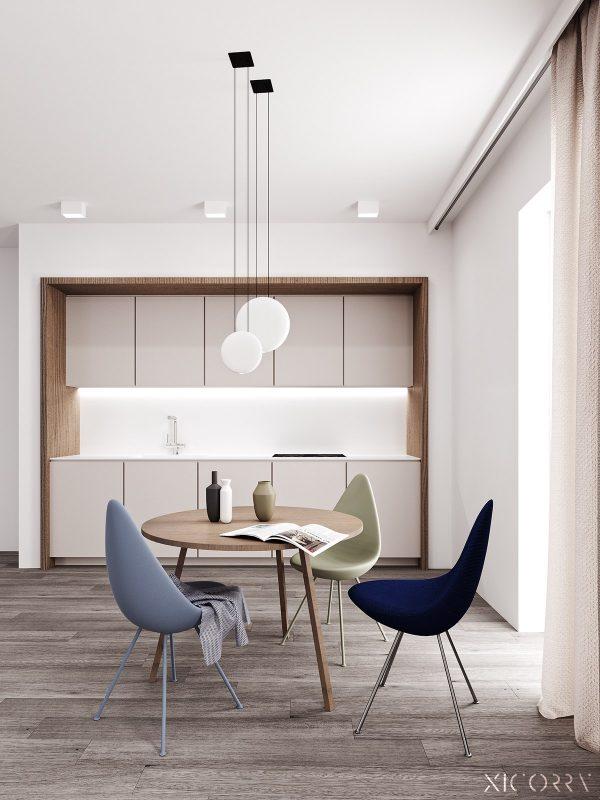 6 sleek studios with glass walled bedrooms interior design ideas howldb