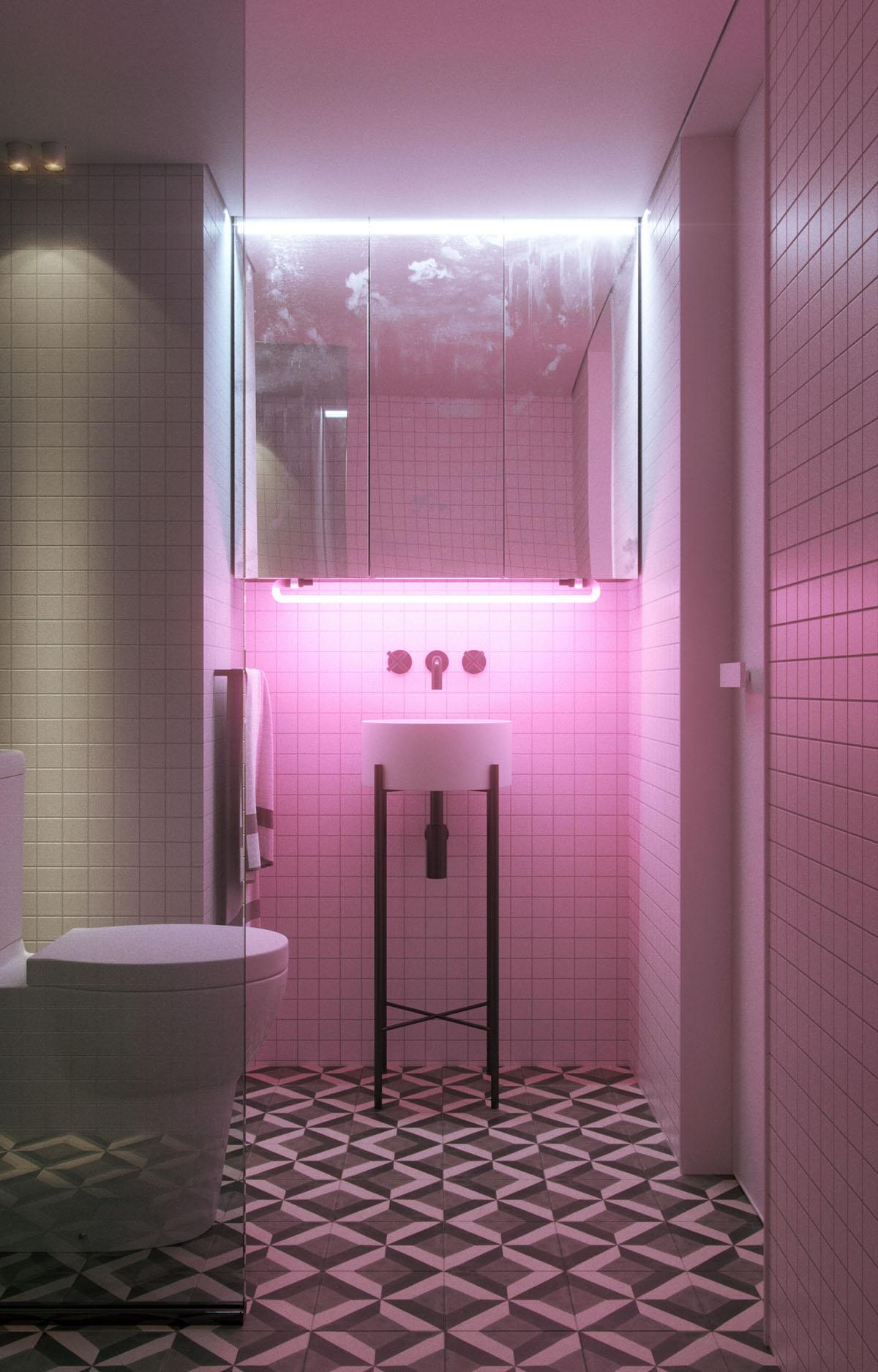 Super Compact Spaces: A Minimalist Studio Apartment Under