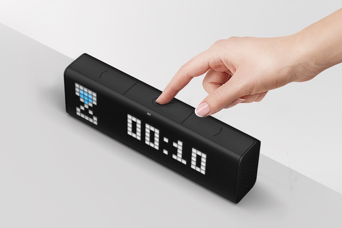 Small Bedroom Ideas Cool Product Alert Lametric Smart Clock