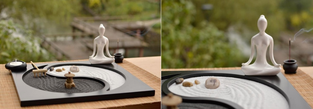Cool Product Alert Table Top Zen Garden