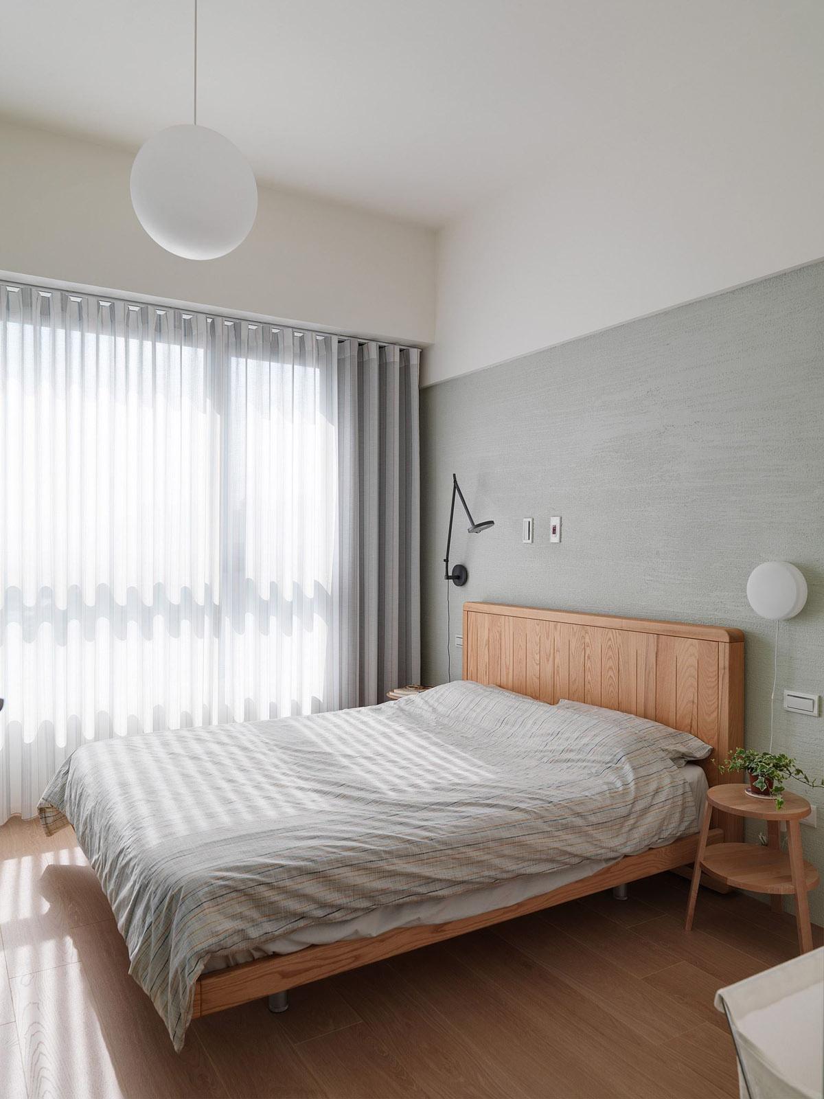 2-Bedroom Modern Apartment Design Under 100 Square Meters