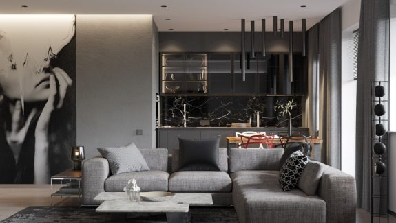 2 Modern Endangerings the Use Grey for a Calming Effect