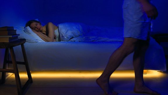 Cool Product Alert: Motion Activated LED Lights For Your Bedroom & Closet