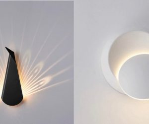 Remarkably Artistic Lighting Designs 50 Uniquely Modern Wall Sconces That Also Serve As Decorative Pieces