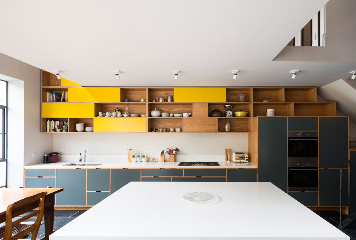 open kitchen shelving 40 classy examples that show how the pros pull it off