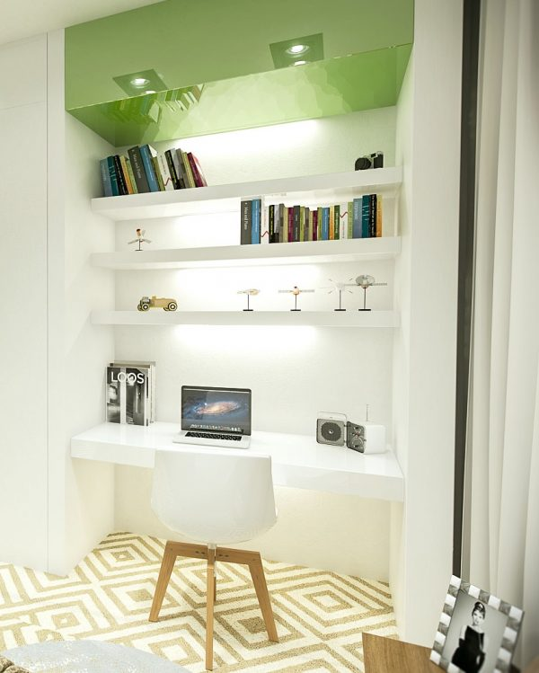 Casual Home Office Ideas: 30 Stylish Home Office Desk Chairs: From Casual To Ergonomic