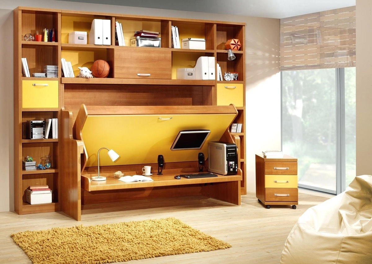 Cool Bedrooms Bookshelves 22 Inspirational Examples For Those Beutiful Home Inspiration Ommitmahrainfo