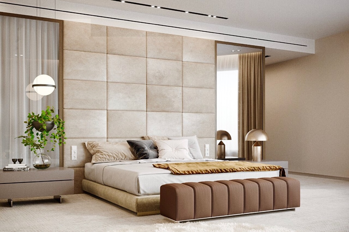 . 44 Awesome Accent Wall Ideas For Your Bedroom