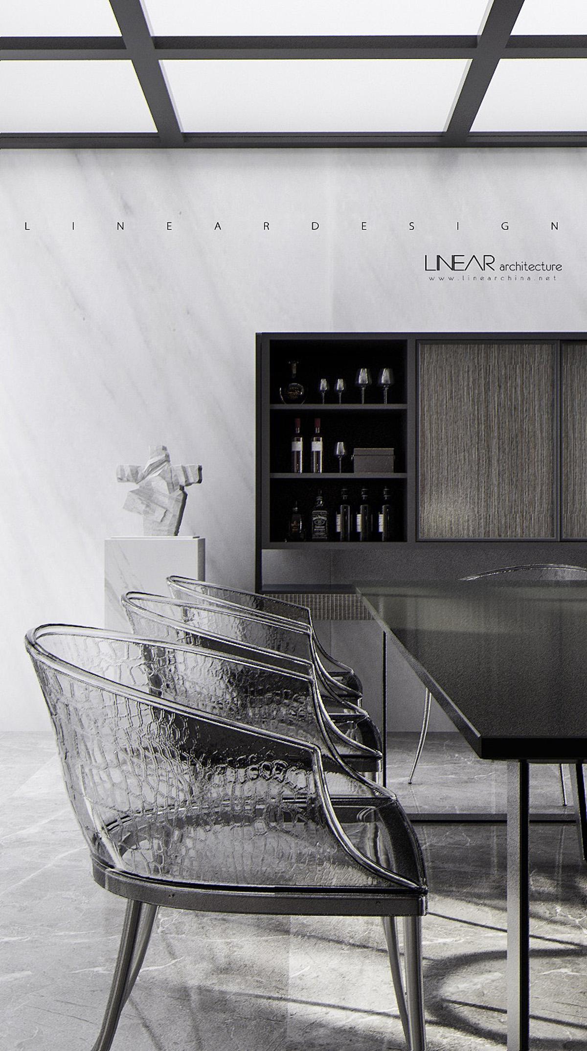 Modern Asian Interior With Natural Materials: Modern Asian Luxury Interior Design