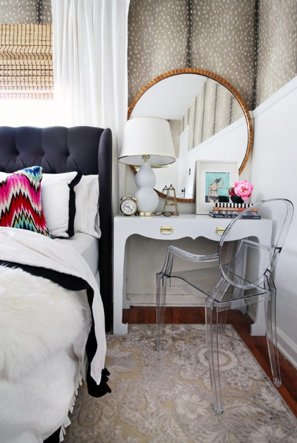 50 Beautiful Vanity Chairs & Stools To Add Elegance To Your ...