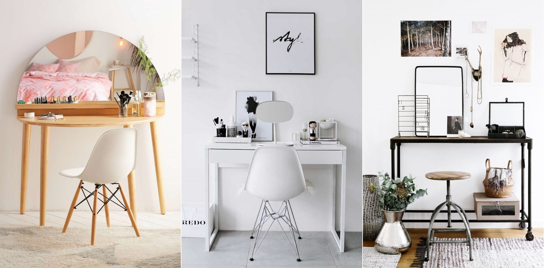 9 Beautiful Vanity Chairs & Stools To Add Elegance To Your
