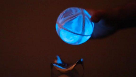 Cool Product Alert: Bioluminescent Marine Algae Aquarium