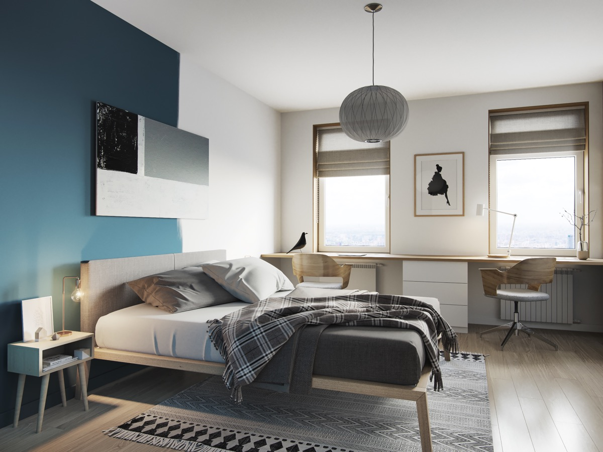 3 Modern Home Interiors Under 70 Square Metres 750 Square Feet