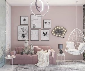 How To Use Pink Tastefully In A Kid S Room Without Over Doing It 6 Detailed Examples That Show