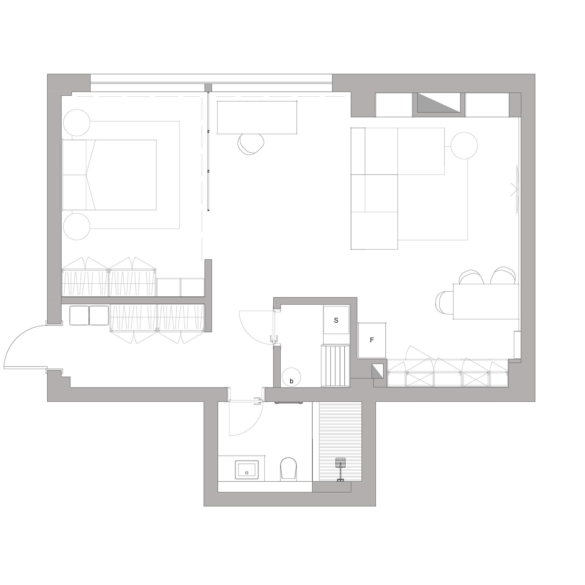750 Sq Ft Apartment: 3 Modern Home Interiors Under 70 Square Metres (750 Square