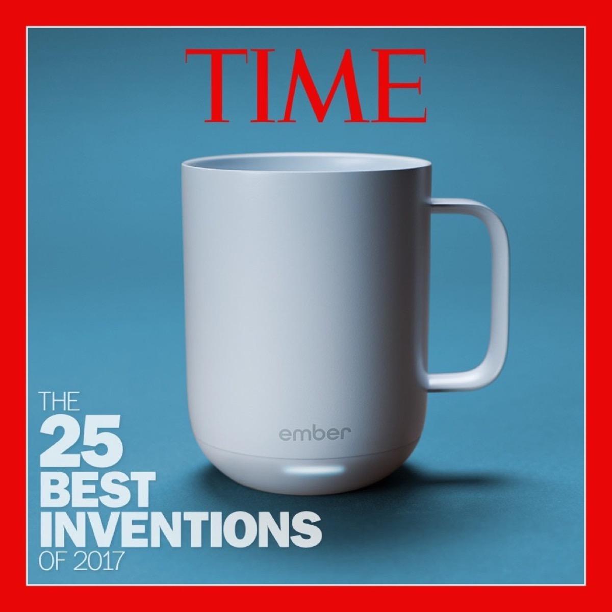 Home Designing Com Cool Product Alert A Smart Tea Coffee Mug