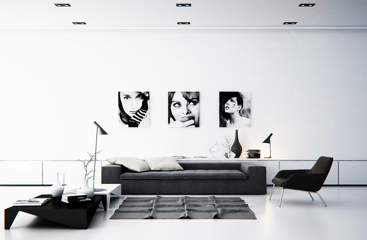 17 visualizer pix 3d studio black and white photographs