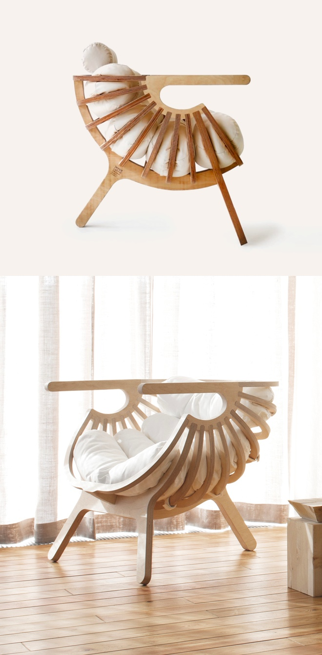 8 Stunning Sculptural Chairs That Act As Artistic Centrepieces