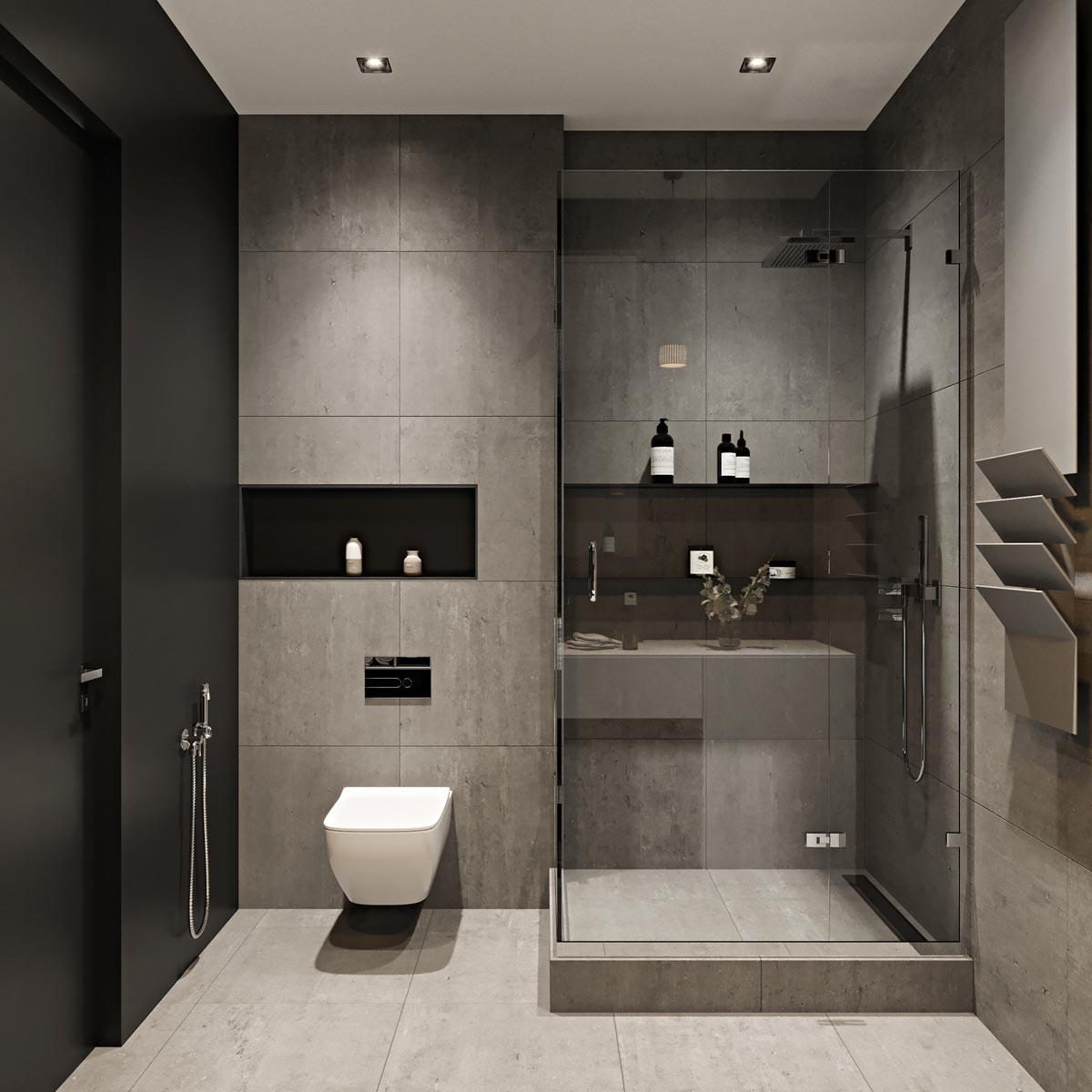 New Home Designs Latest Modern Homes Modern Bathrooms: Three Cozy Apartments That Maximize A Small Space