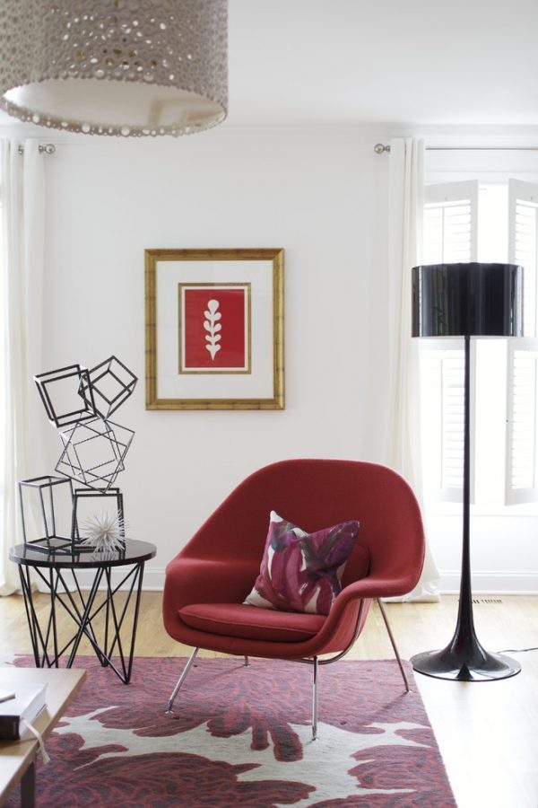 40 Beautiful Modern Accent Chairs That