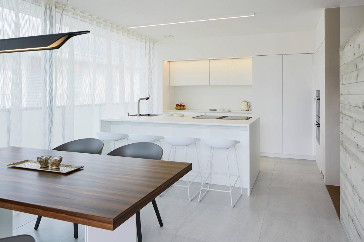 40 minimalist kitchens to get super sleek inspiration for Design minimalista
