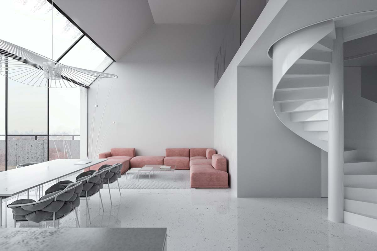 HOME DESIGNING: 40 Gorgeously Minimalist Living Rooms That ...