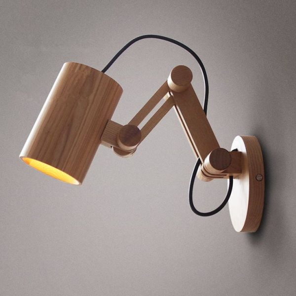 40 Beautiful Swing Arm Wall Lamps And Sconces