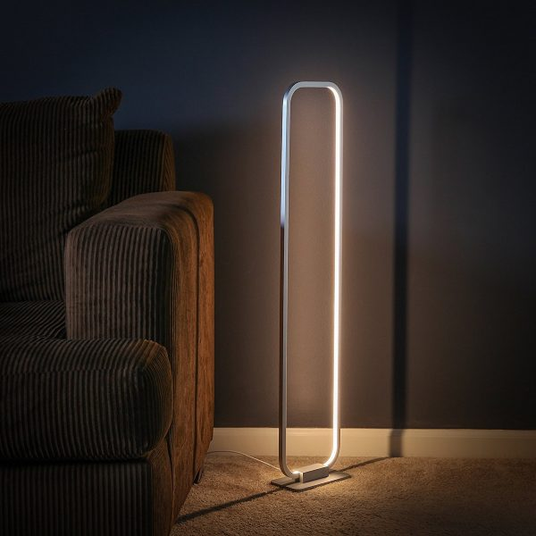 Home designing cool product alert a gorgeous led floor lamp home designing cool product alert a gorgeous led floor lamp aloadofball Gallery