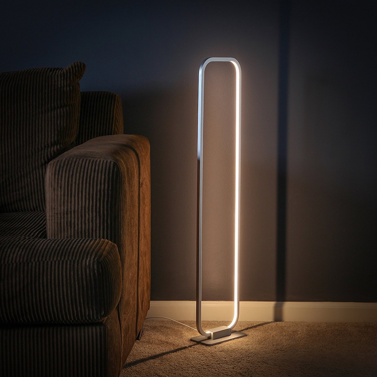 A Gorgeous Led Floor Lamp
