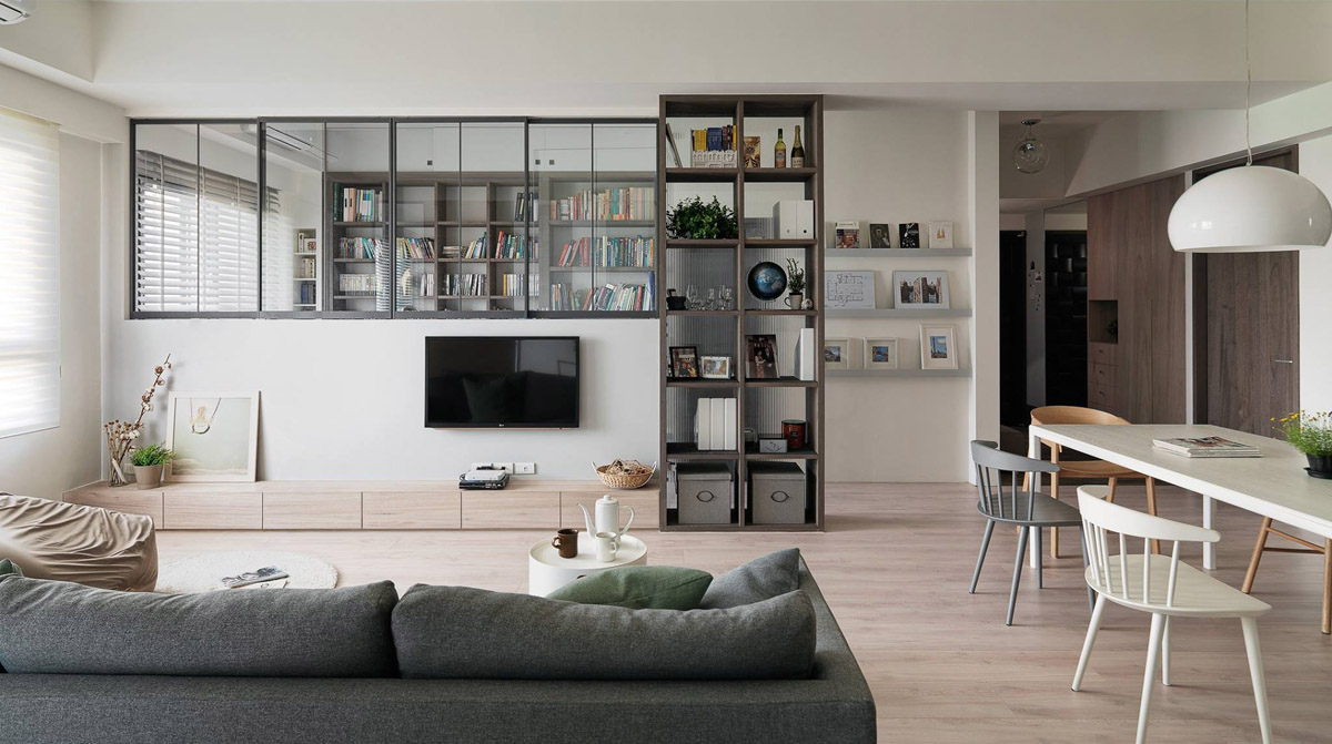 A Soothing Earthy Color Scheme For A 3 Bedroom Home With Study Includes Floor Plans