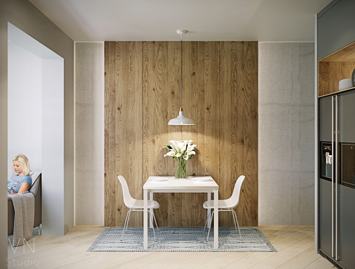 40 Minimalist Dining Rooms to Leave You Hungry for Style on Minimalist Room Design  id=60164