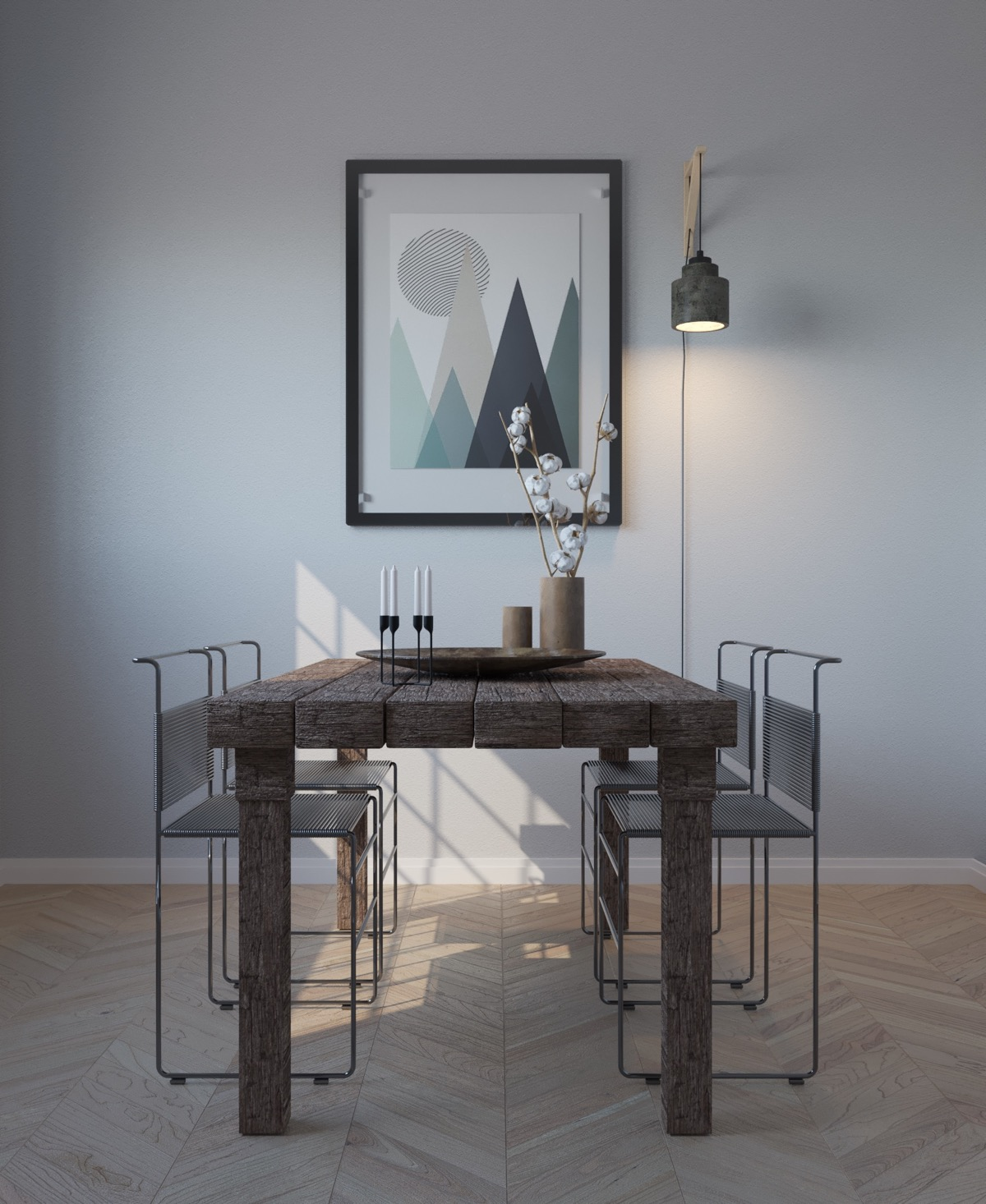 40 Minimalist Bedroom Ideas: 40 Minimalist Dining Rooms To Leave You Hungry For Style