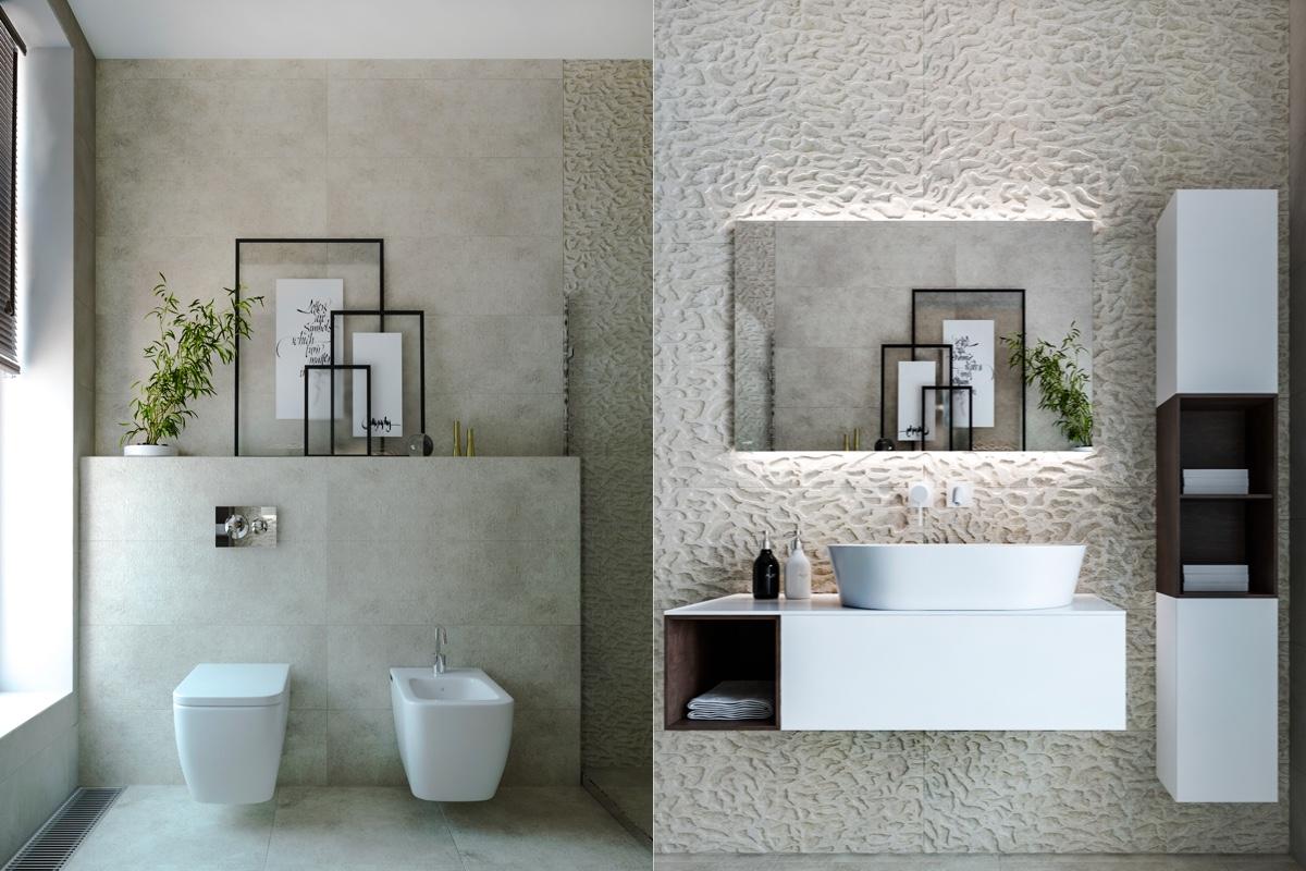 title | Minimalist Bathroom