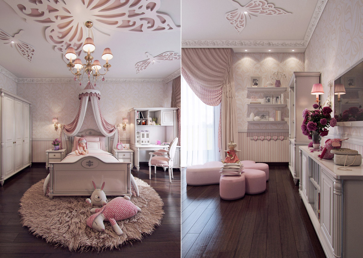 Luxury Kids Rooms