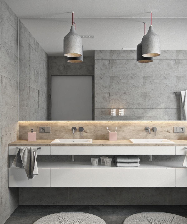 8 Double Sink Bathroom Vanities