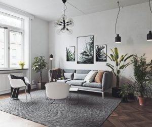 3 Beautiful Homes Sporting Scandi