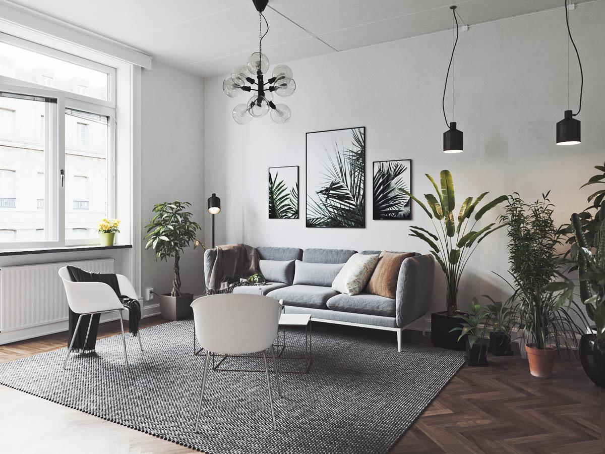 3 Scandinavian Homes With Cozy Dining Roomsscandinavian Design 6