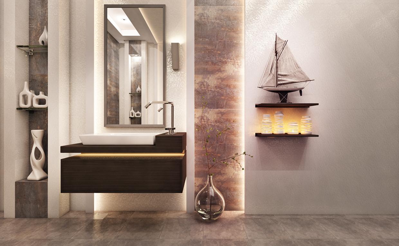 3 Modern Bathroom Vanities That Overflow With Style