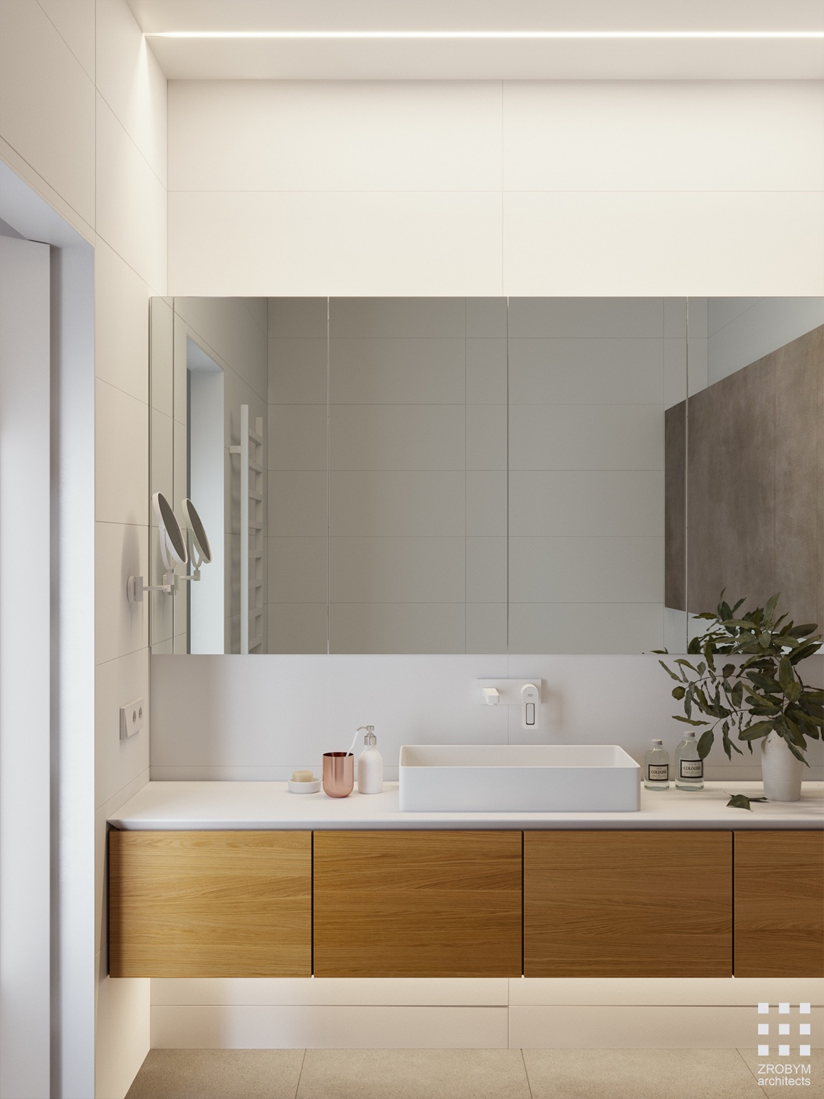 8 Modern Bathroom Vanities That Overflow With Style