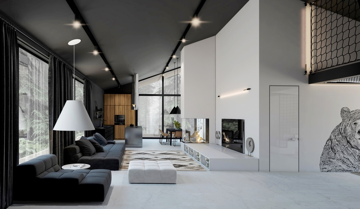 10 Modern Living Rooms That Act As Your Home's Centrepiece