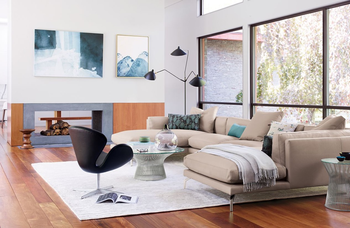 Thoughts On My Modern Contemporary Living Room