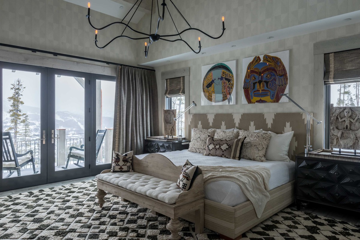 rustic bedroom daily interior design inspiration | Rustic Bedrooms: Guide & Inspiration For Designing Them