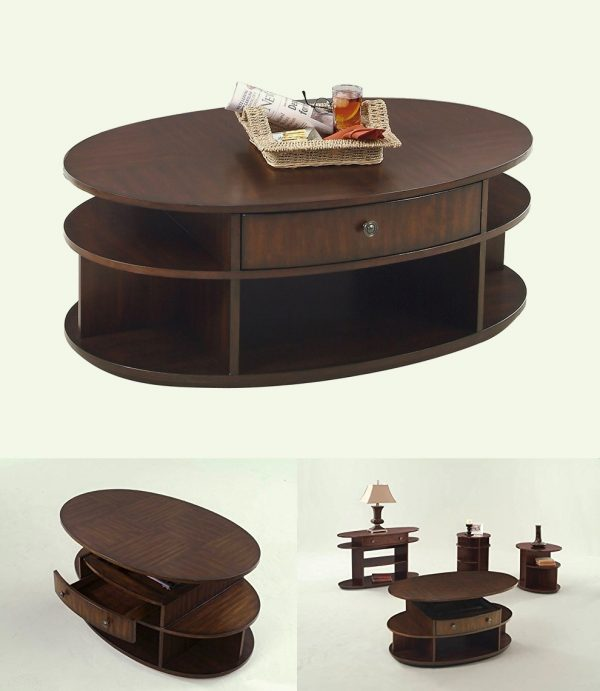 Prime 33 Beautiful Lift Top Coffee Tables To Help You Declutter Theyellowbook Wood Chair Design Ideas Theyellowbookinfo