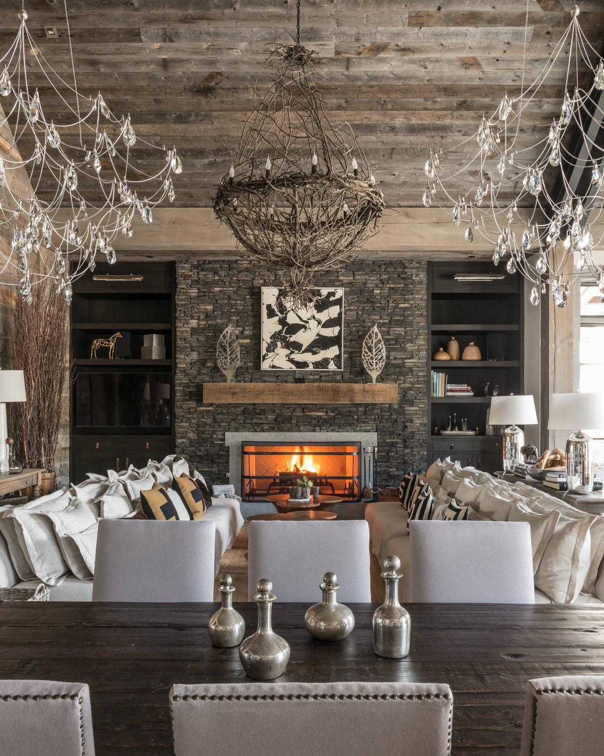 Detailed Guide & Inspiration For Designing A Rustic Living