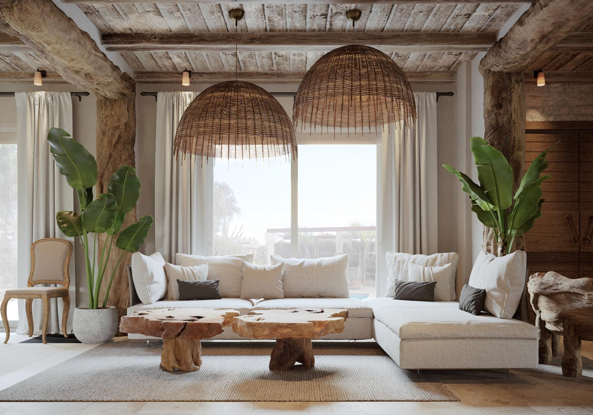 Detailed Guide Inspiration For Designing A Rustic Living Room