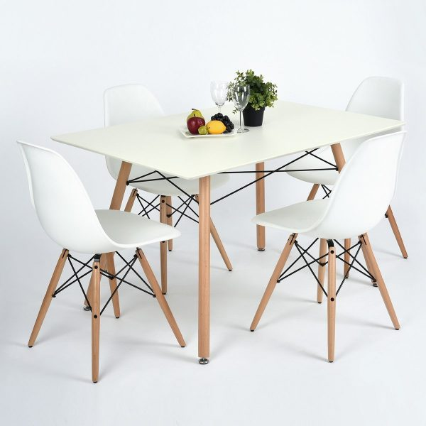 BUY IT Eames Style Dining Table