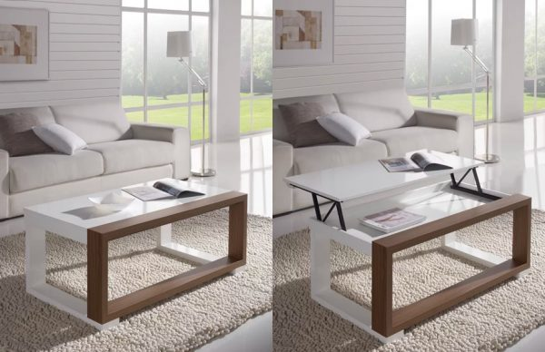 Stupendous 33 Beautiful Lift Top Coffee Tables To Help You Declutter Ibusinesslaw Wood Chair Design Ideas Ibusinesslaworg