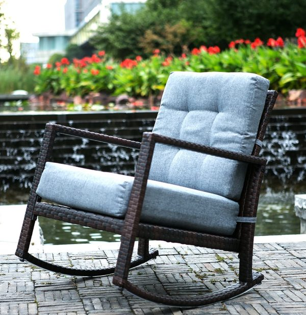34 Modern Rocking Chairs That Look Cool Collected And Stylish
