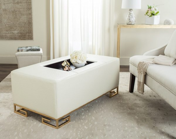 Pleasant 30 Beautiful Ottoman Coffee Tables To Maximise Your Lounge Space Ncnpc Chair Design For Home Ncnpcorg