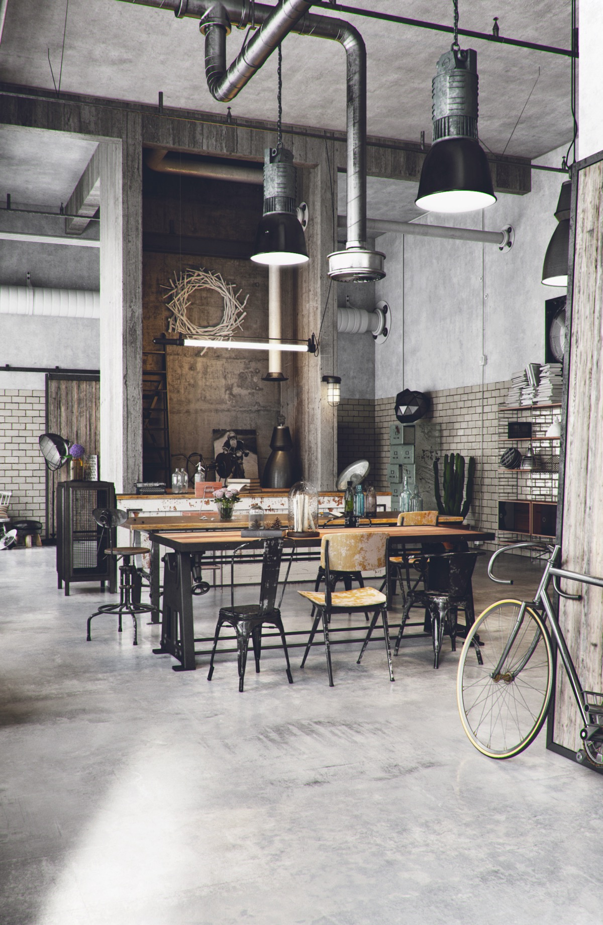 Picture of: 30 Rustic Dining Rooms That Radiate Refinement